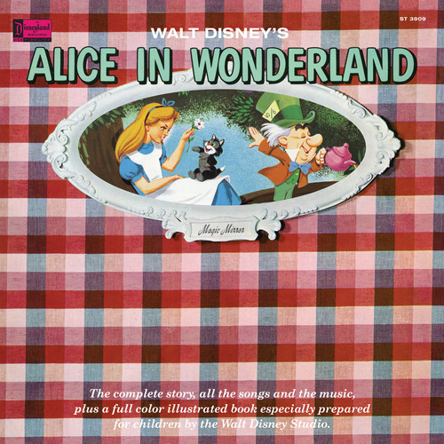Magic Mirror: Alice In Wonderland (Story, Songs and Book)