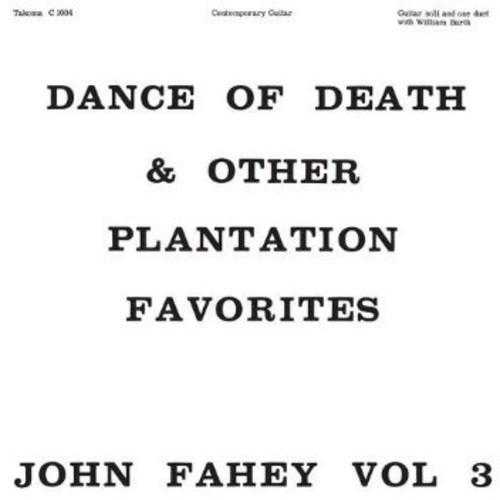 Dance of Death and Other Plantation Favorites