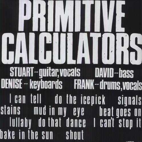 Primitive Calculators