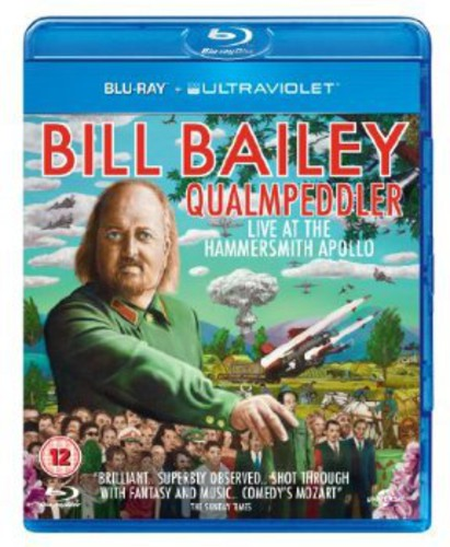 Bill Bailey-Qualmpeddler