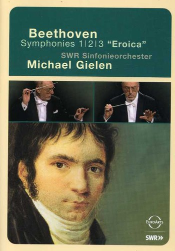 "Beethoven: Symphonies 1, 2, 3 ""Eroica"""