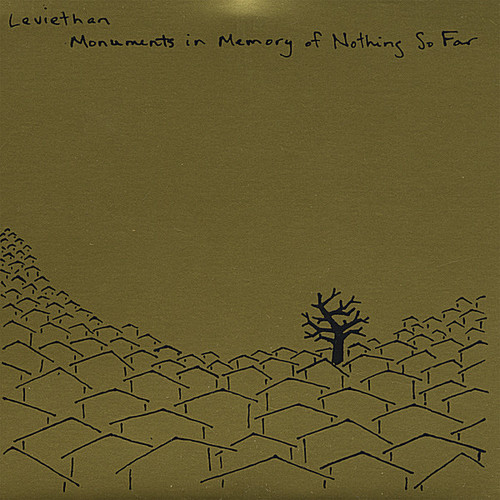 Monuments in Memory of Nothing So Far