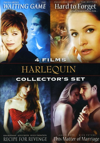 Harlequin Collector's Set: Volume 3