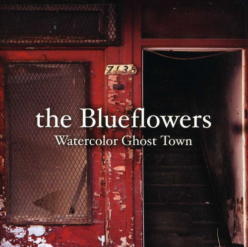 Blueflowers - Watercolor Ghost Town