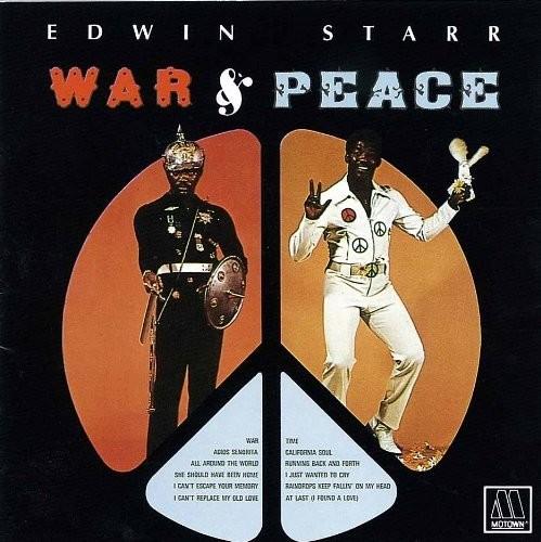 Edwin Starr - War & Peace [Limited Edition] (Jpn)