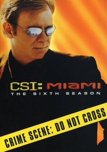 CSI: Miami: The Sixth Season