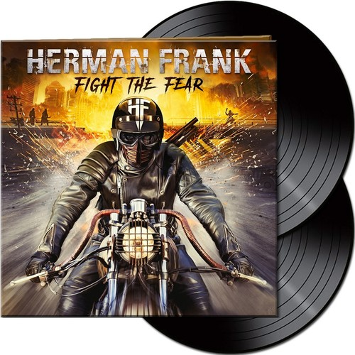 Herman Frank - Fight The Fear (Blk) [Limited Edition]