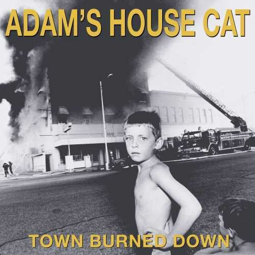 Adam's House Cat - Town Burned Down [Yellow LP]