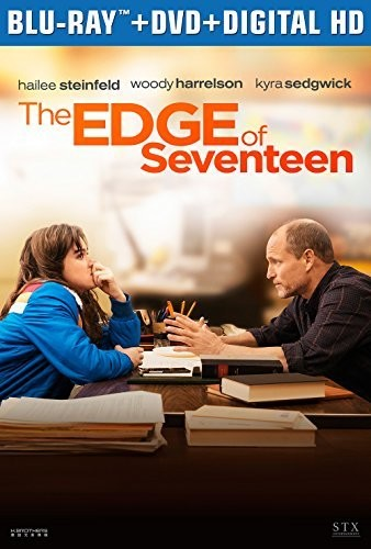 Edge of Seventeen [UltraViolet] [Blu-ray/DVD] [2 Discs]