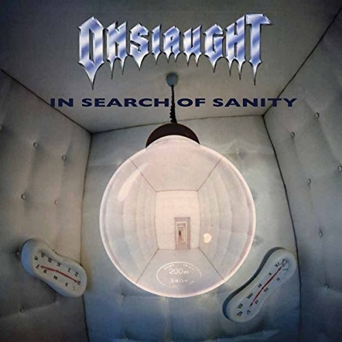 Onslaught - In Search Of Sanity (Uk)