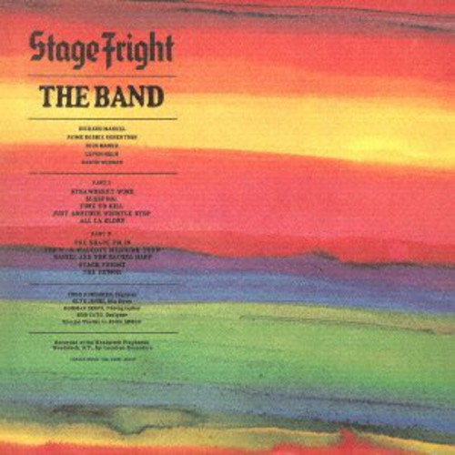 The Band - Stage Fright (Jpn) (Ltd) (Jmlp) (Shm)