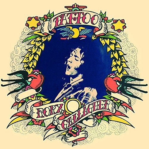 Rory Gallagher - Tattoo [Import LP]
