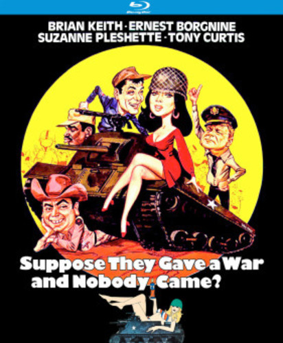 - Suppose They Gave A War & Nobody Came (1970)