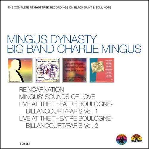Mingus Dynasty - Charlie Mingus - Complete