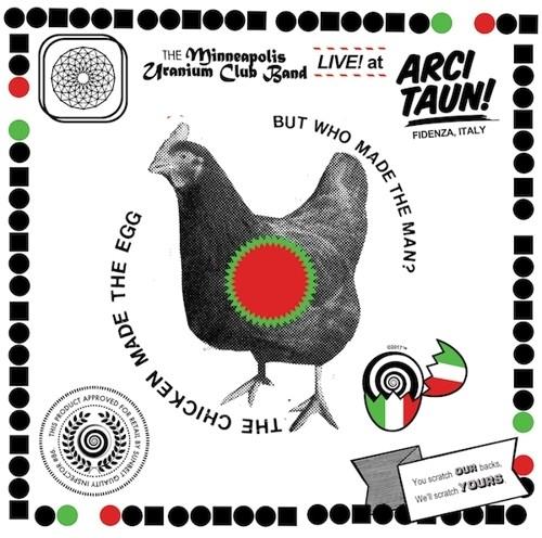 Uranium Club - Live At Arci Taun