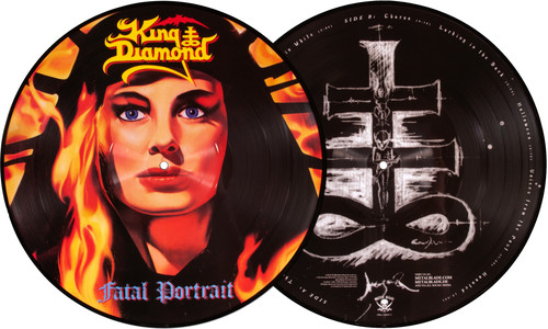 King Diamond - Fatal Portrait [Limited Edition] (Pict)