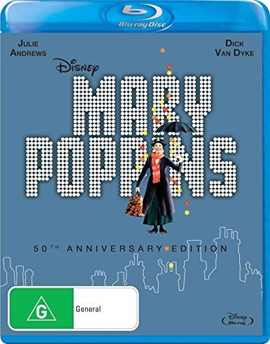 Mary Poppins: 50th Anniversary Edition [Import]