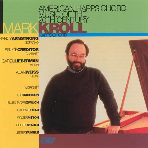 American Music for Harpsichord /  Various