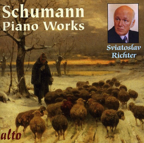 Piano Works: Etudes Symphoniques & Other