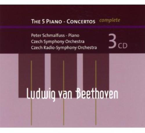 5 Piano Ctos