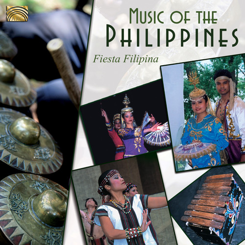 Fiesta Filipina - Music Of The Philippines (Uk)