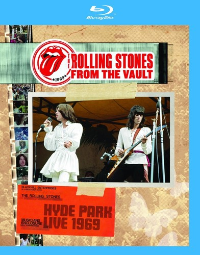 The Rolling Stones - From The Vault: Hyde Park 1969
