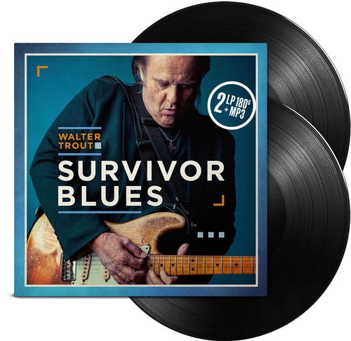 Walter Trout - Survivor Blues [LP]