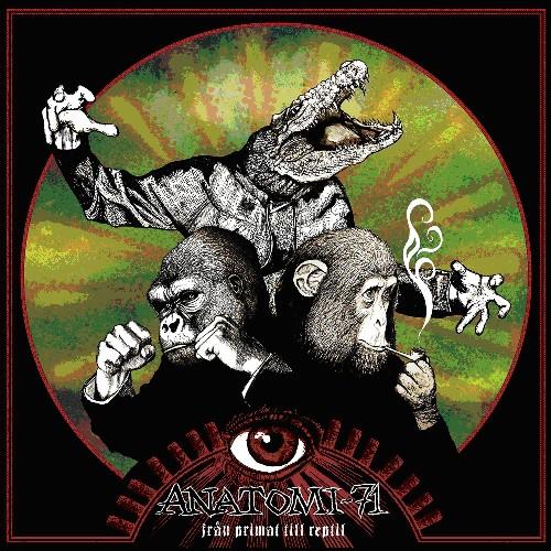 Anatomi-71 - Fran Primat Till Reptil