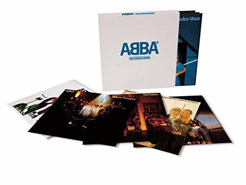 Studio Albums Box Set
