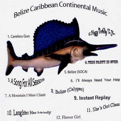 Belize Caribbean Continental Music