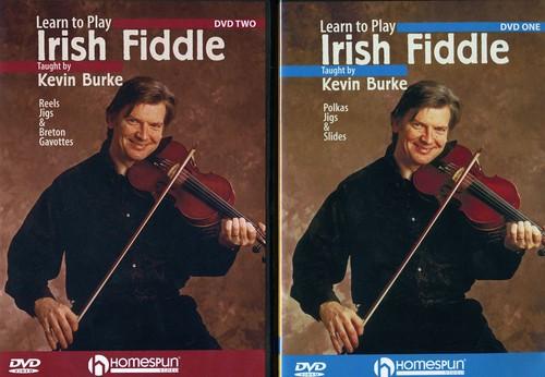 Irish Fiddle: Volumes 1 and 2