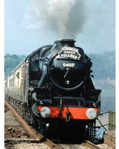 Modern Marvels: Locomotives