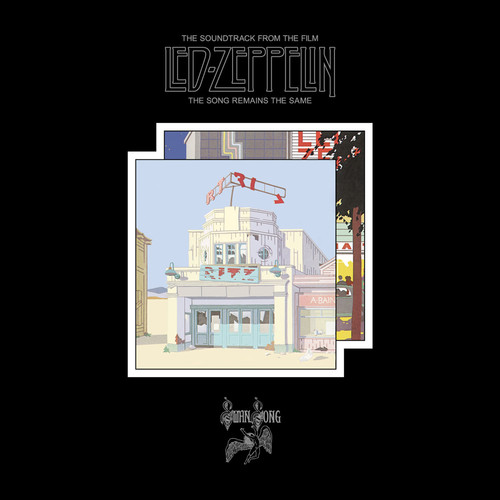 Led Zeppelin - The Song Remains The Same: Remastered [2CD]