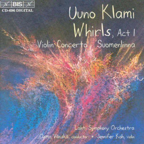 Whirls /  Violin Concerto