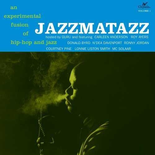 Guru - Jazzmatazz Volume 1 [LP]