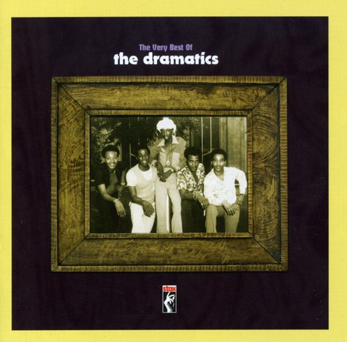 The Dramatics - Very Best of the Dramatics