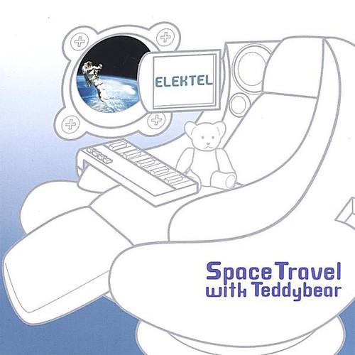 Space Travel with Teddybear