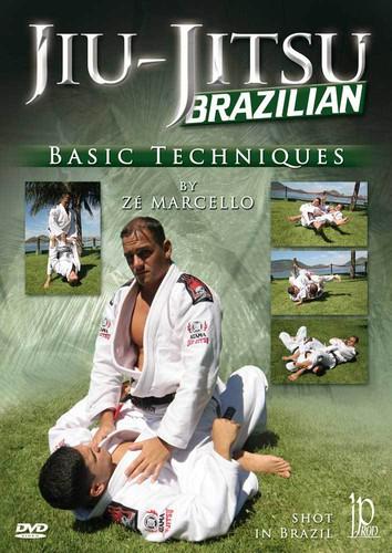 Brazilian Jiu-Jitsu: Basic Techniques