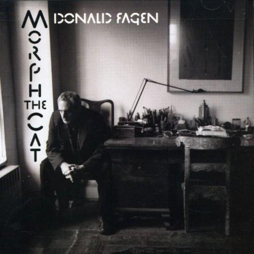 Donald Fagen-Morph the Cat