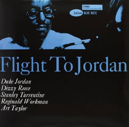 Flight to Jordan