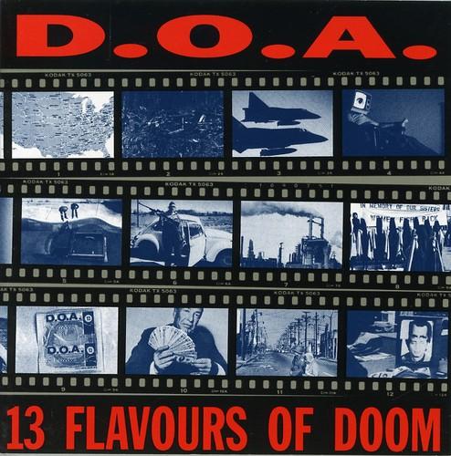 13 Flavors of Doom