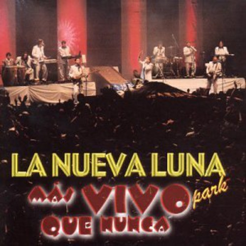 Mas Vivo Que Nunca - Luna Park [Import]