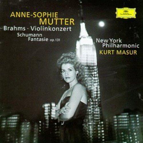 Violin Concerto /  Fantasie Op 131
