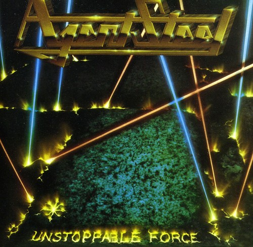 Agent Steel - Unstoppable Force [Import]
