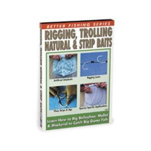 Rigging and Trolling Natural and Strip Baits