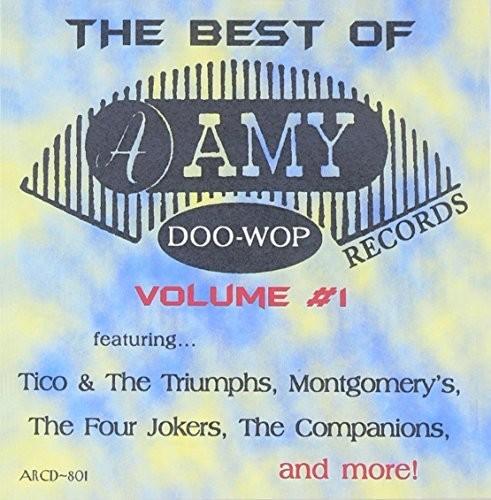 Best of Amy Doo Wop V1 24 Cuts /  Various