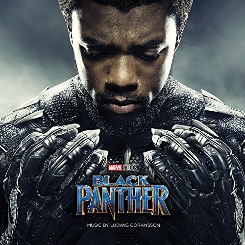 Ludwig Goransson - Black Panther [Original Score LP]