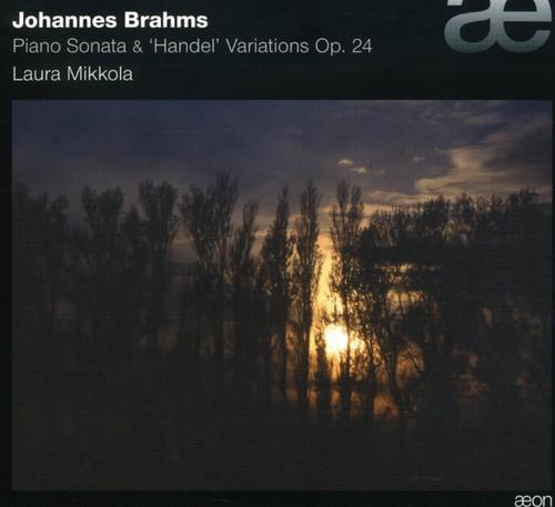 Piano Sonata & Handel Variations