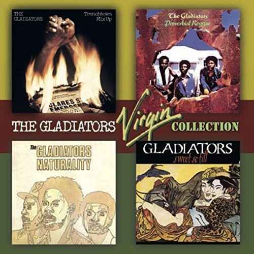 Gladiators - Virgin Collection