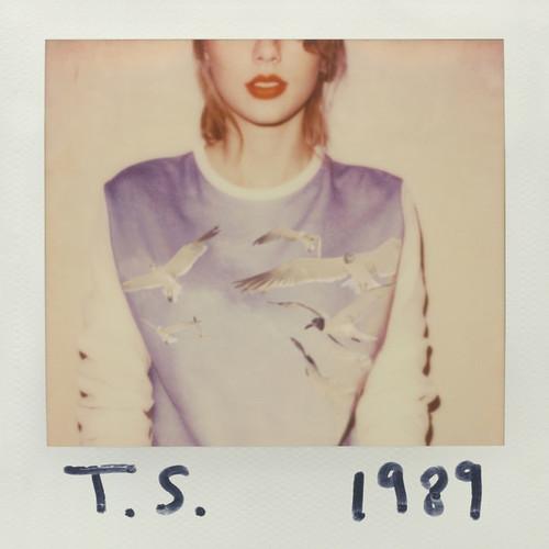 Taylor Swift-1989 [LP]